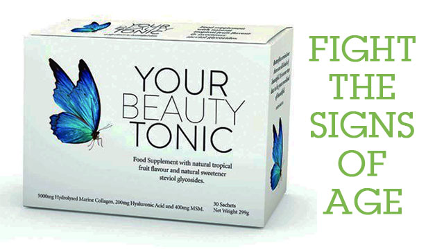 Combat ageing with Your Beauty Tonic