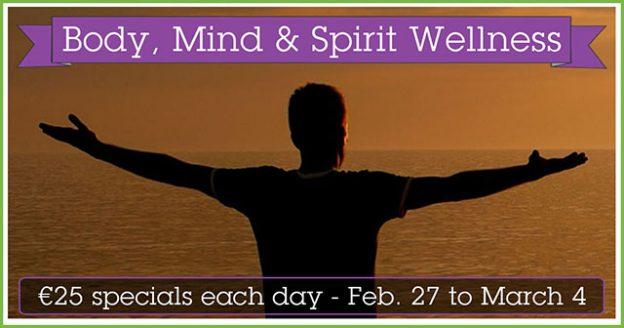 Body, Mind & Spirit Wellness offers