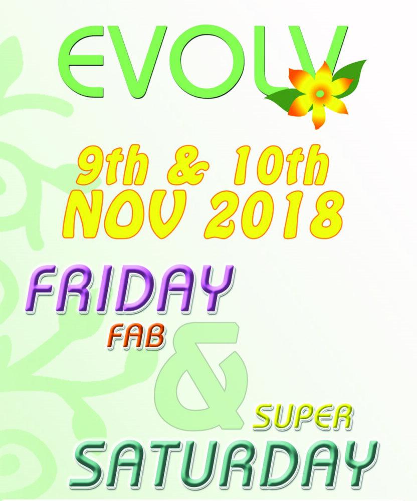 Fab Friday & Super Saturday
