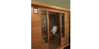 EVOLV INFRARED SAUNA
