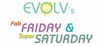 Fab Friday & Super Saturday – May Deals!