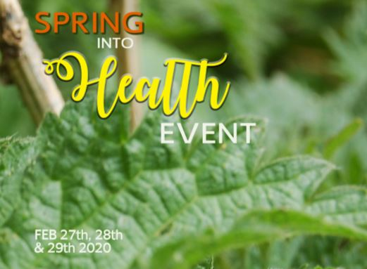 Spring into Health February 2020